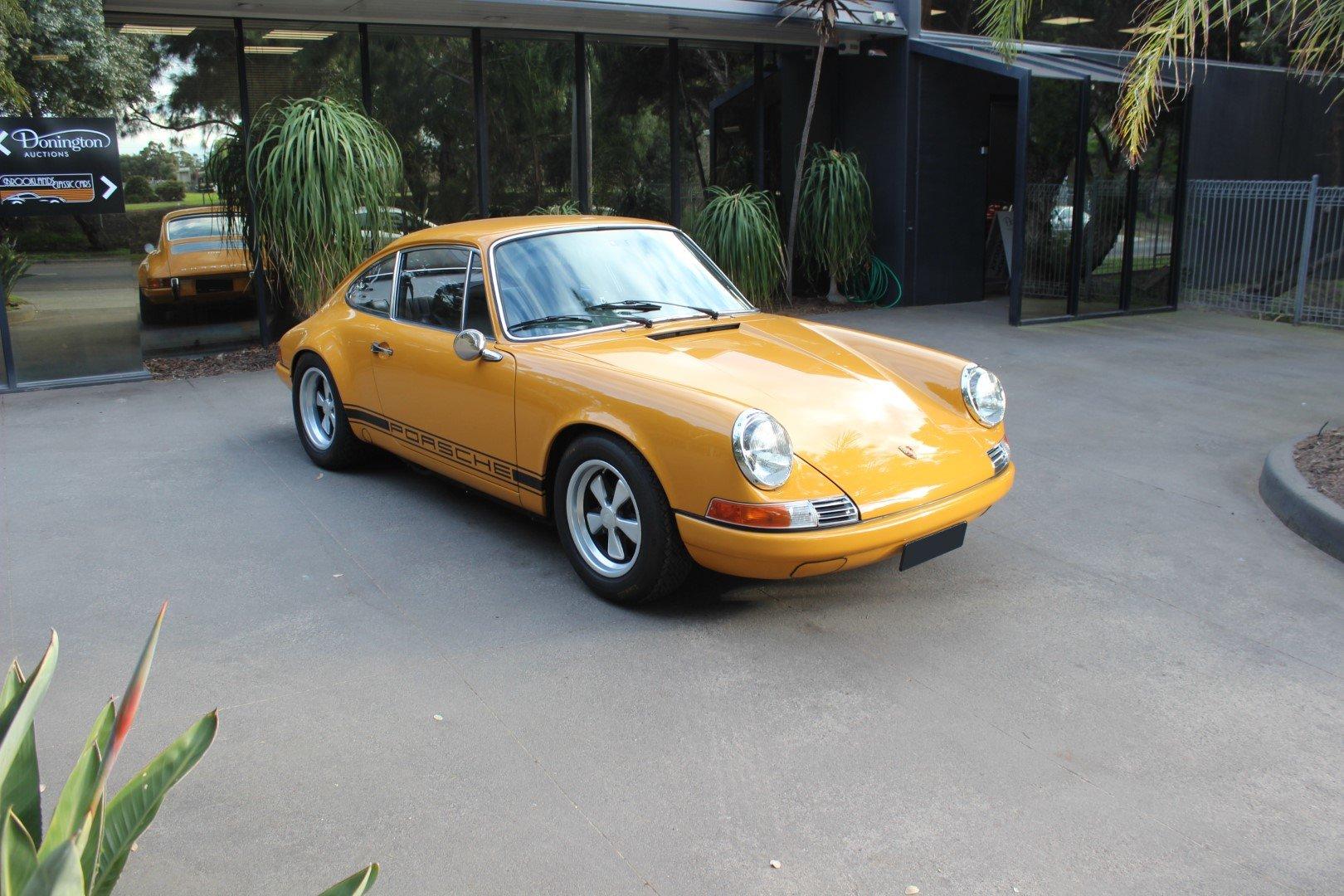 Porsche 911T 1969 For Sale (picture 1 of 6)