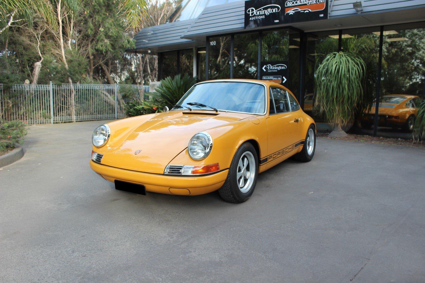 Porsche 911T 1969 For Sale (picture 2 of 6)