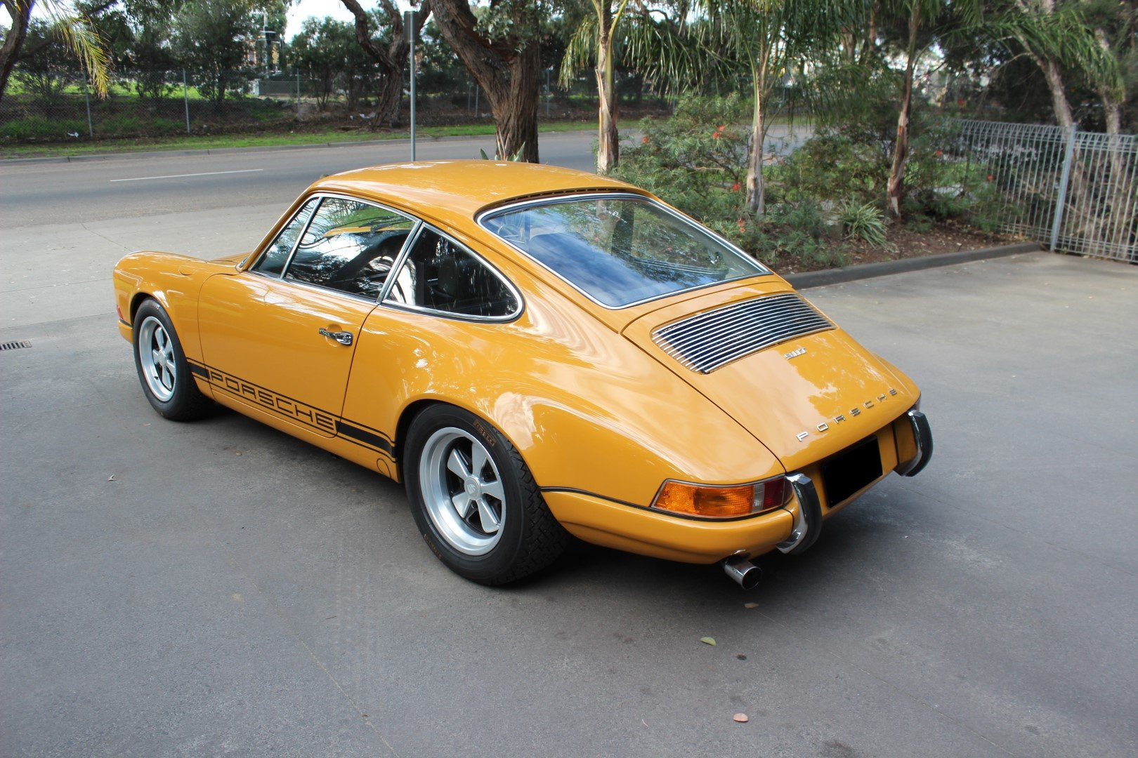 Porsche 911T 1969 For Sale (picture 3 of 6)
