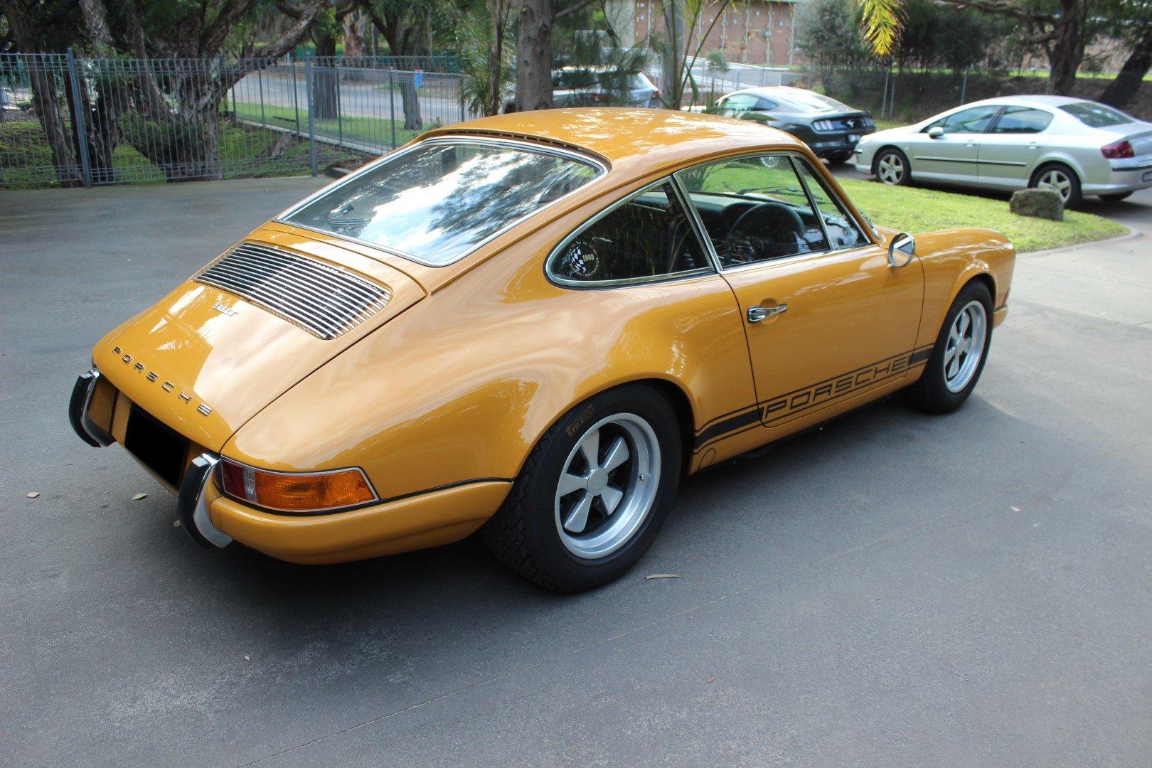 Porsche 911T 1969 For Sale (picture 4 of 6)