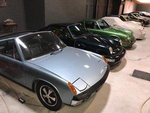 1970 Porsche 914 914/6 For Sale