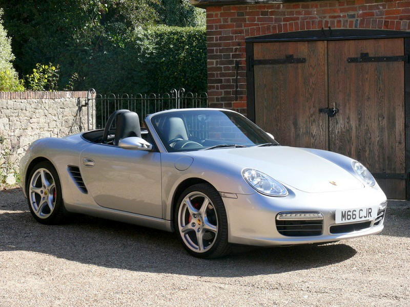 2006 Porsche Boxster 3.2 S  For Sale (picture 1 of 6)