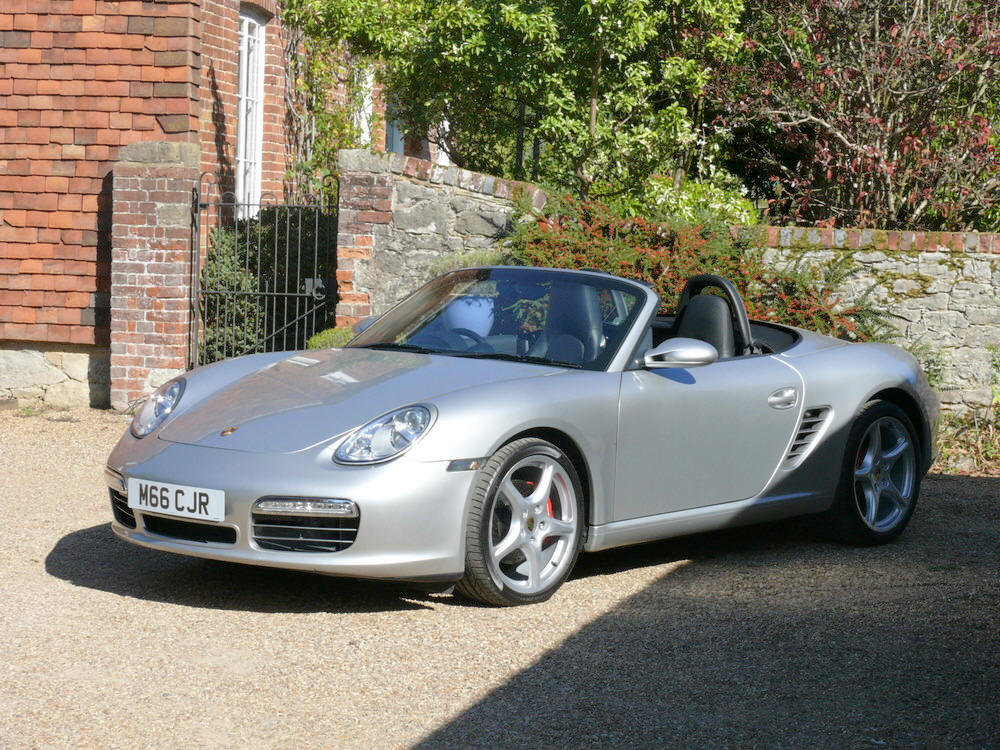 2006 Porsche Boxster 3.2 S  For Sale (picture 2 of 6)