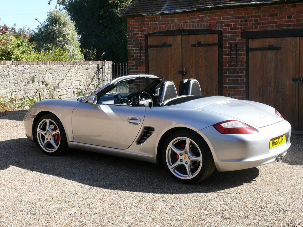 2006 Porsche Boxster 3.2 S  For Sale (picture 3 of 6)