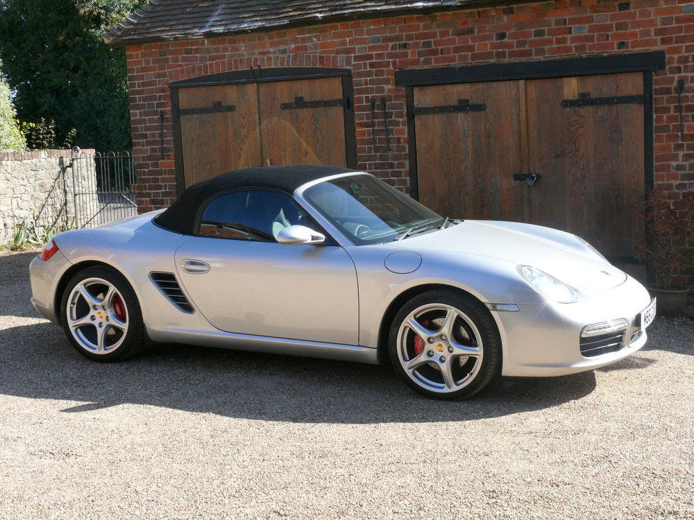2006 Porsche Boxster 3.2 S  For Sale (picture 4 of 6)