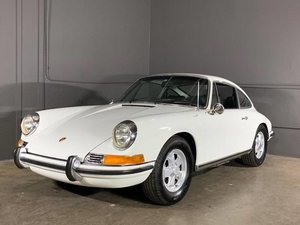 1971 Porsche 911 T Coupe Solid Ivory Driver 66k miles $69.5k For Sale