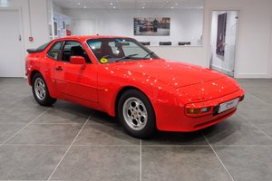 1986 Porsche 944 Lux, only 11k miles from new, totally original For Sale