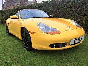2000 Porsche Boxster 3.2 s   For Sale