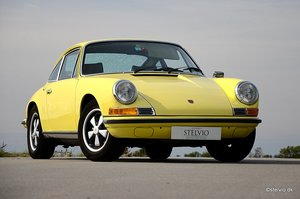 Porsche 911 T 2.4 Pristine car with full matching numbers
