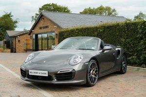 Picture of 2015 Porsche 991 Turbo S Cabriolet SOLD