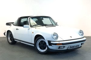 1984 Porsche 911 Carrera 3.2 Targa. Superb condition For Sale