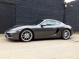 2013 PORSCHE 981 2.7 CAYMAN PDK COUPE ( Huge Spec: 7,000 Miles )