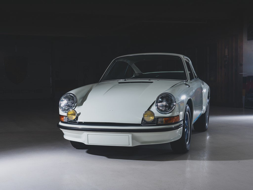 1973 Porsche 911 Carrera RS 2.7 Touring  For Sale by Auction (picture 5 of 6)