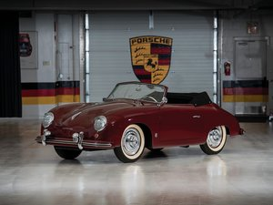 1952 Porsche 356 Cabriolet by Glser For Sale by Auction
