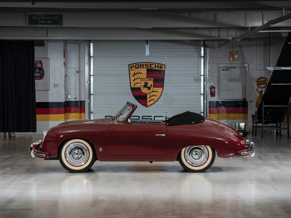 1952 Porsche 356 Cabriolet by Glser For Sale by Auction (picture 4 of 6)