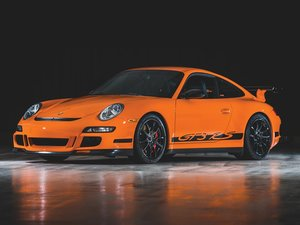 2007 Porsche 911 GT3 RS  For Sale by Auction