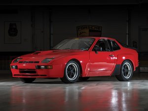 1981 Porsche 924 Carrera GTS Clubsport  For Sale by Auction