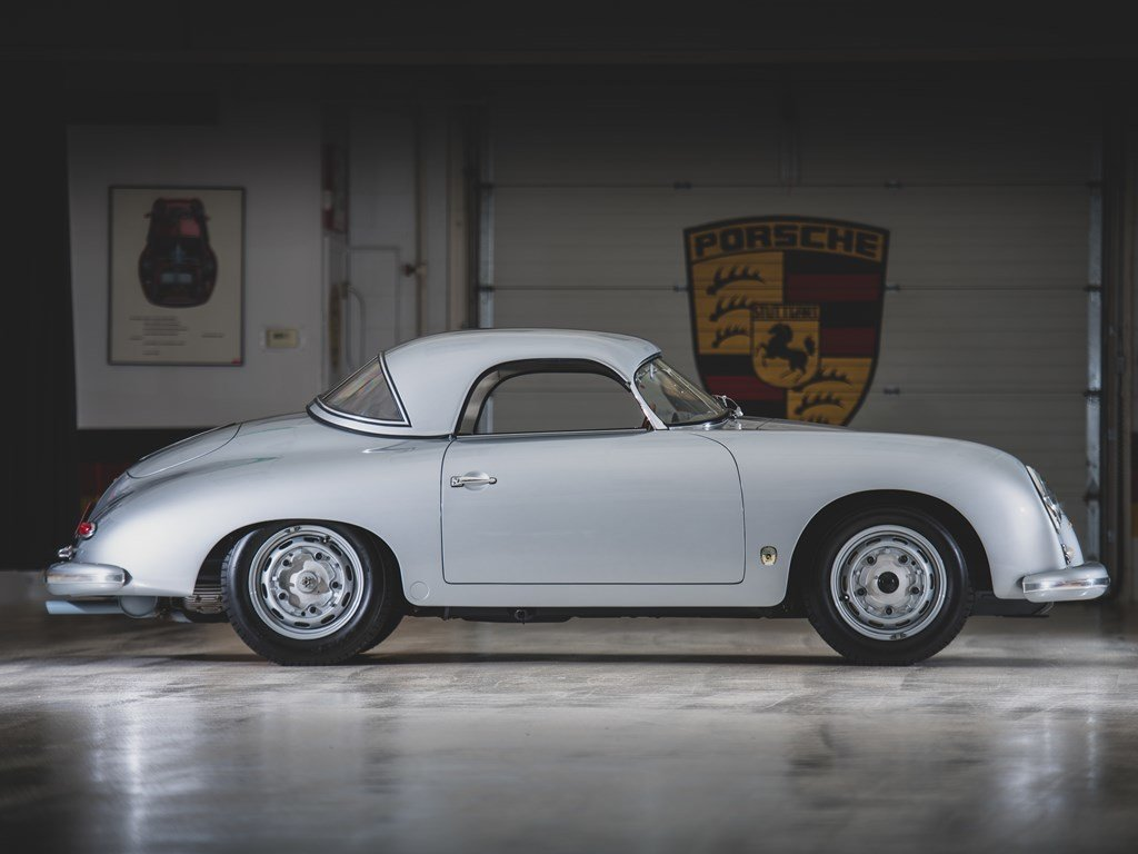 1957 Porsche 356 A Carrera GT Speedster by Reutter For Sale by Auction (picture 5 of 6)