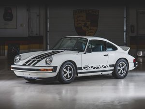 1974 Porsche 911 Carrera Coupe  For Sale by Auction