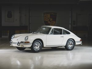1967 Porsche 911 RHD Coupe  For Sale by Auction