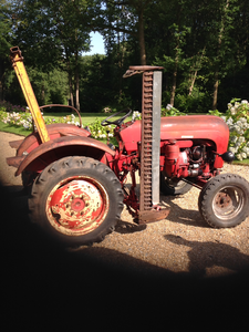 1960 Porsche 217T Diesel tractor  For Sale