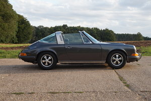 1971 Porsche 911 E Targe 2.2 MFI For Sale