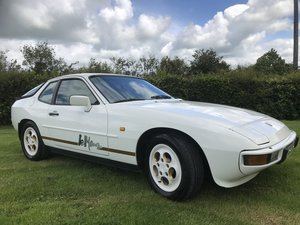 1988 Porsche 924 s lemans special edition very rare For Sale
