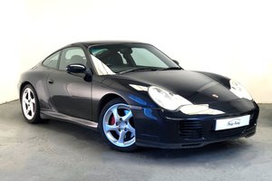 2003 Porsche 996 Carrera 4S, just had £5500 spend.