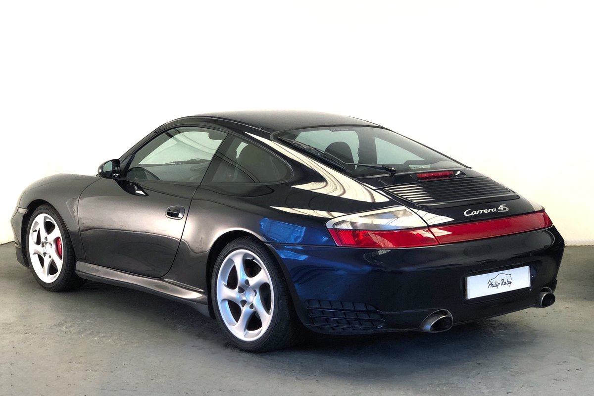2003 Porsche 996 Carrera 4S, just had £5500 spend.  SOLD (picture 2 of 6)
