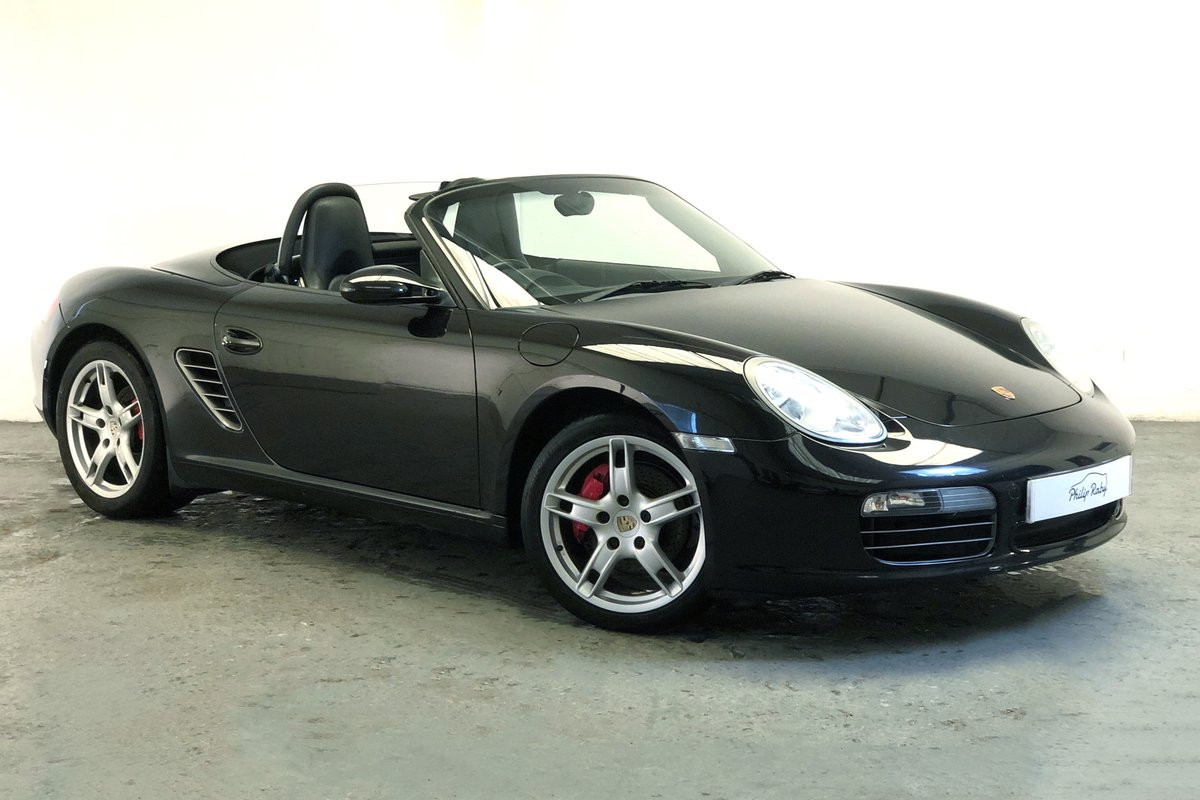 2005 Porsche 987 Boxster S. Low mileage SOLD (picture 1 of 6)