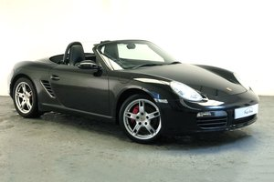 2005 Porsche 987 Boxster S. Low mileage For Sale