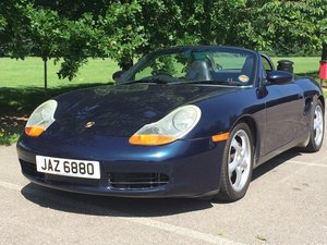 Boxster low mileage
