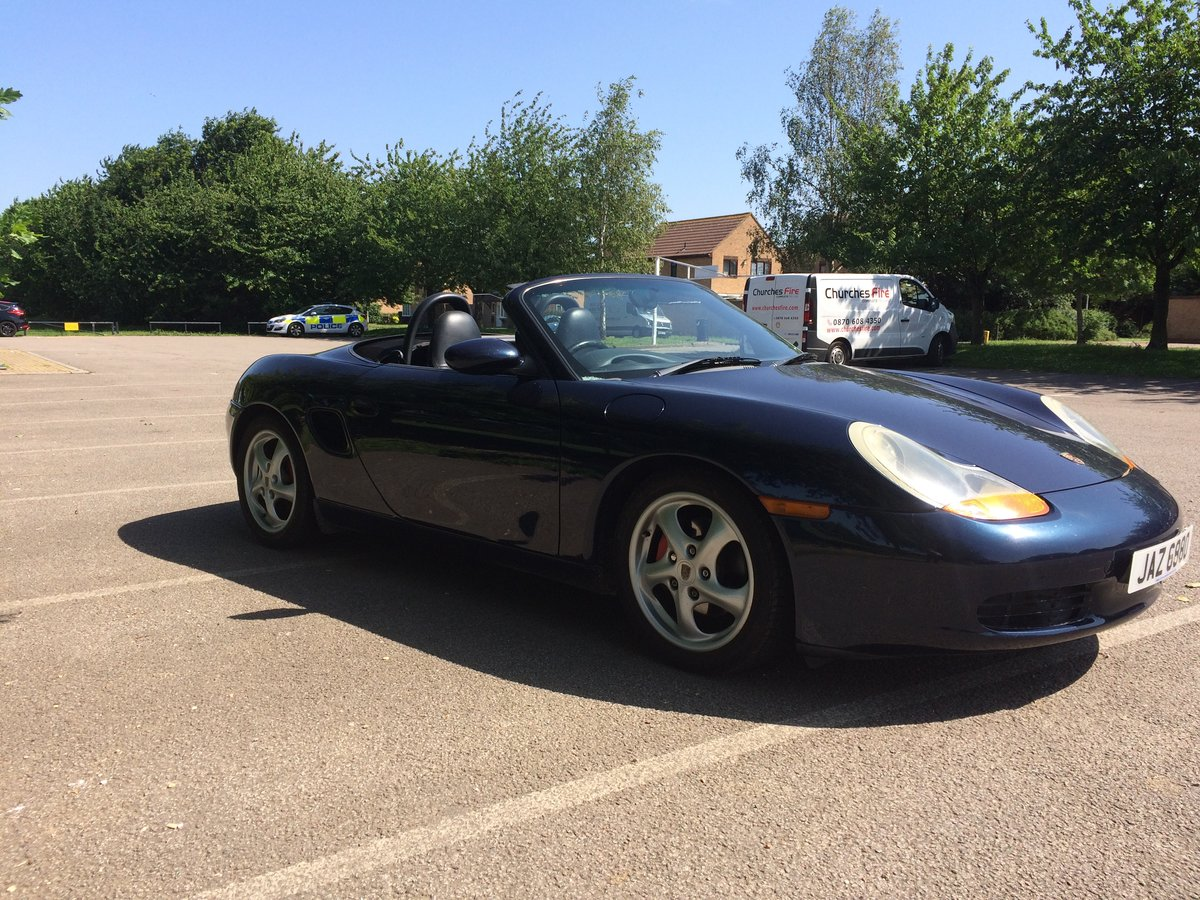 1998 Boxster low mileage For Sale (picture 3 of 6)