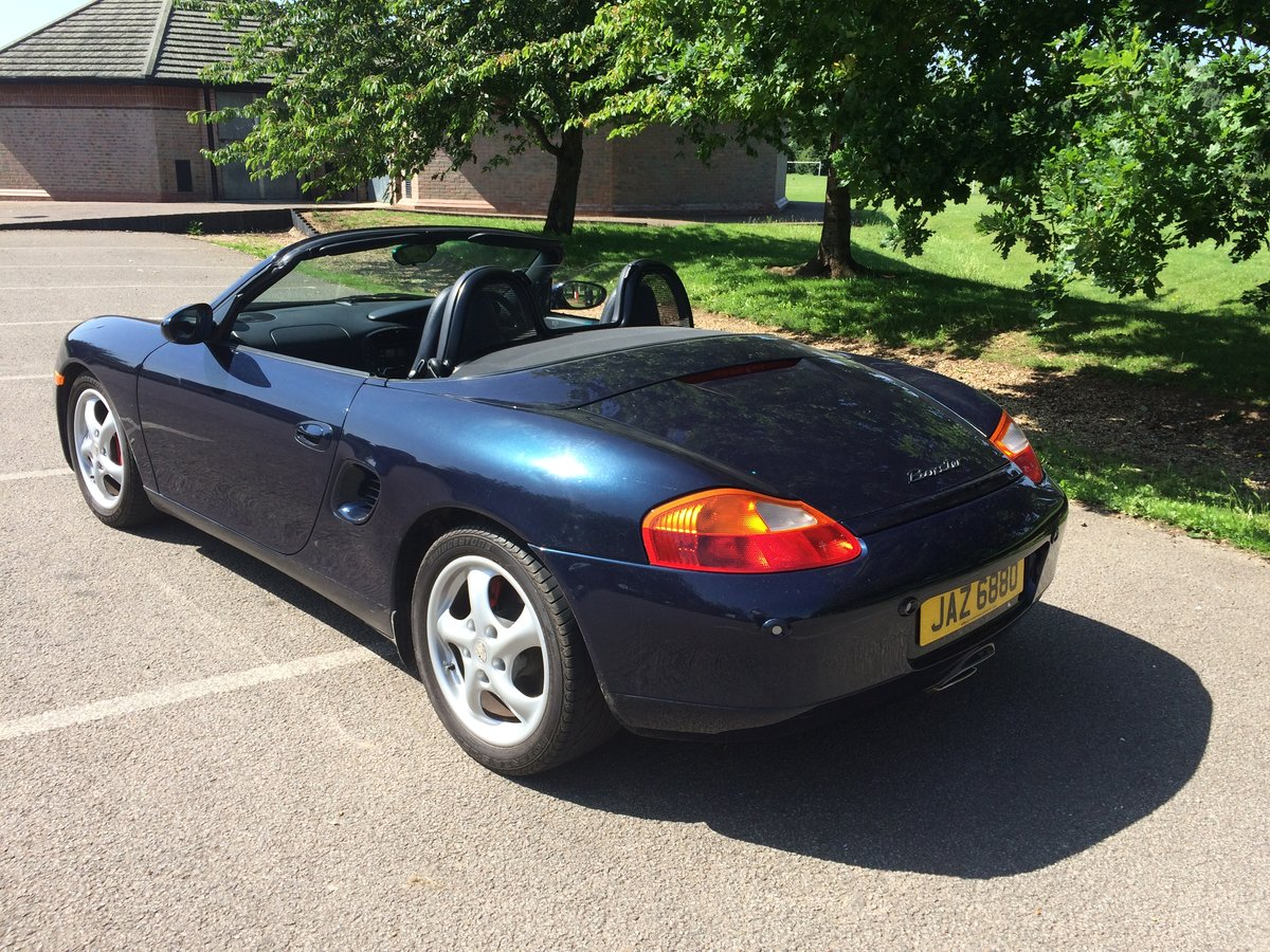 1998 Boxster low mileage For Sale (picture 5 of 6)