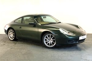 1999 Porsche 996 Carrera Tiptronic. Rare colour, great condition For Sale