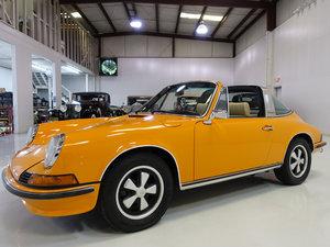 1973 Porsche 911E 2.4 Targa