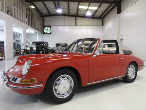 1967 Porsche 912 Soft-Window Targa