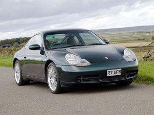 1998 Porsche 911 Carrera For Sale by Auction