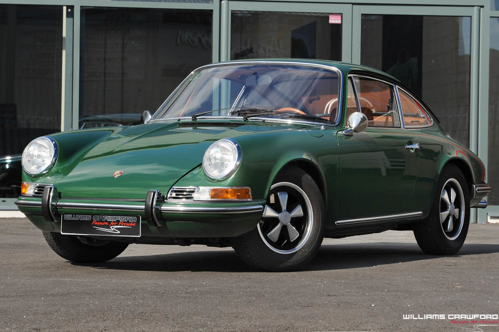 1969 Porsche 912 Karmann coupe LHD For Sale (picture 1 of 6)