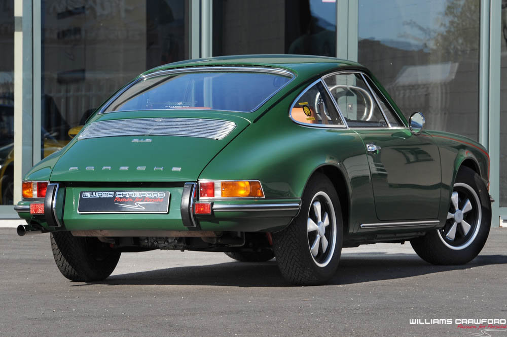 1969 Porsche 912 Karmann coupe LHD For Sale (picture 3 of 6)