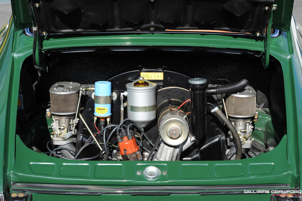 1969 Porsche 912 Karmann coupe LHD For Sale (picture 6 of 6)