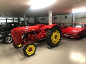 c1959 Porsche Diesel Standard Model 218 Tractor For Sale