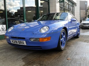1992 Porsche 968 Club Sport For Sale