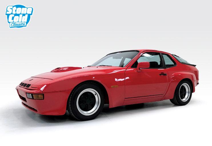 1982 Porsche 924 Turbo Carrera GT tribute For Sale (picture 1 of 10)