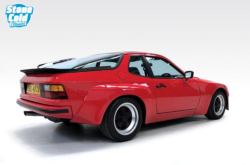 1982 Porsche 924 Turbo Carrera GT tribute For Sale (picture 2 of 10)