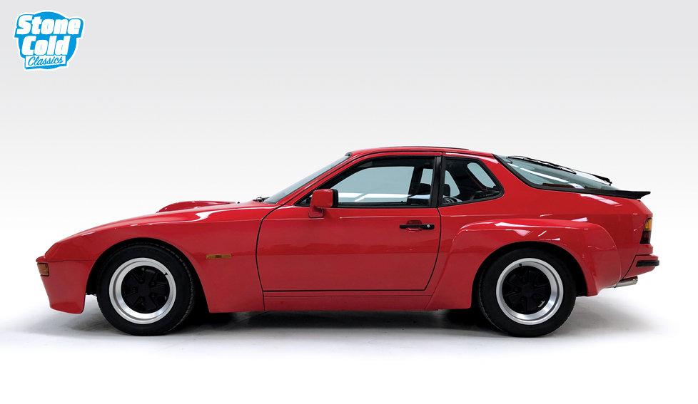 1982 Porsche 924 Turbo Carrera GT tribute For Sale (picture 7 of 10)