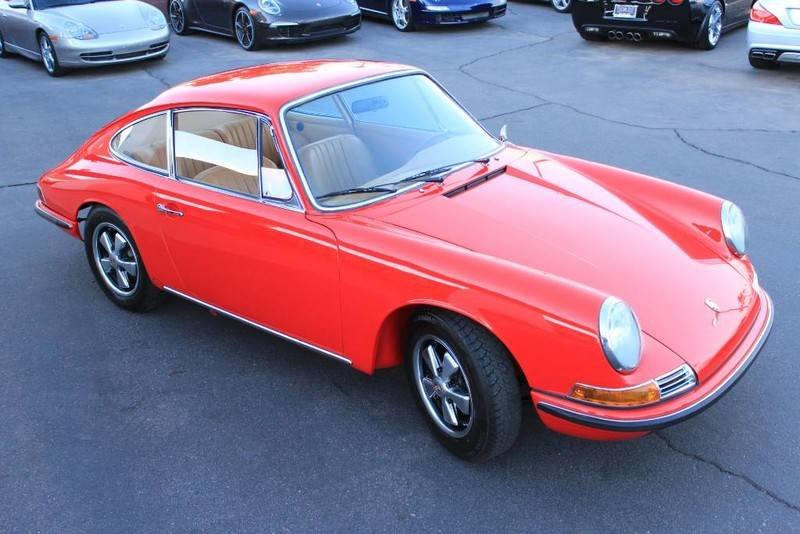 1967 Porsche 912 (Gilford, NH) $69,900 obo For Sale (picture 1 of 6)
