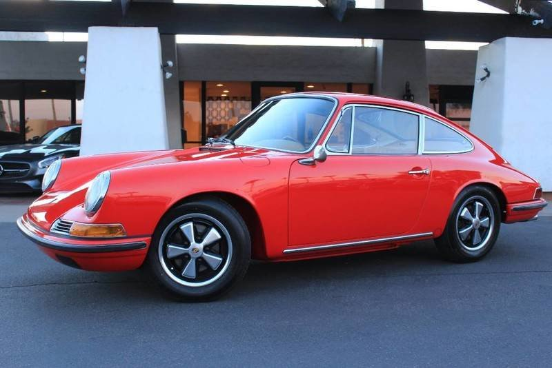 1967 Porsche 912 (Gilford, NH) $69,900 obo For Sale (picture 2 of 6)