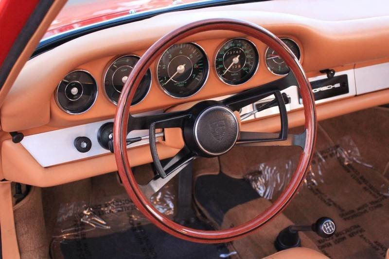 1967 Porsche 912 (Gilford, NH) $69,900 obo For Sale (picture 3 of 6)