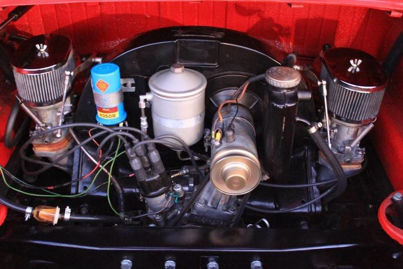 1967 Porsche 912 (Gilford, NH) $69,900 obo For Sale (picture 6 of 6)